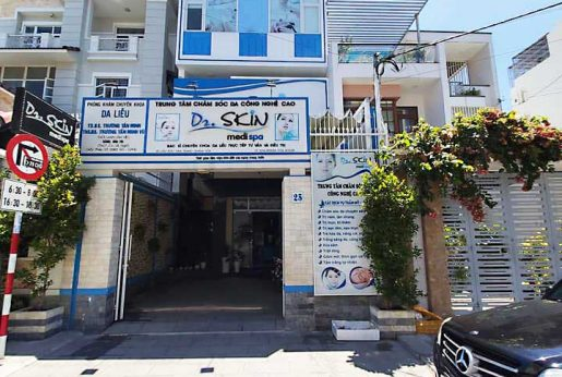 Bảo trì máy tại Dr. Skin medi spa ở Nha Trang Khánh hòa